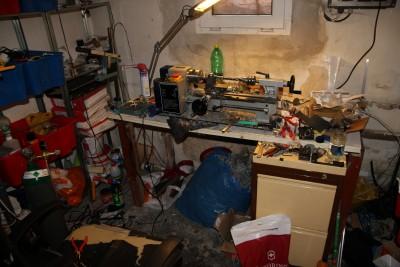 my first nixie workshop