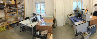 Electronics assembly/development