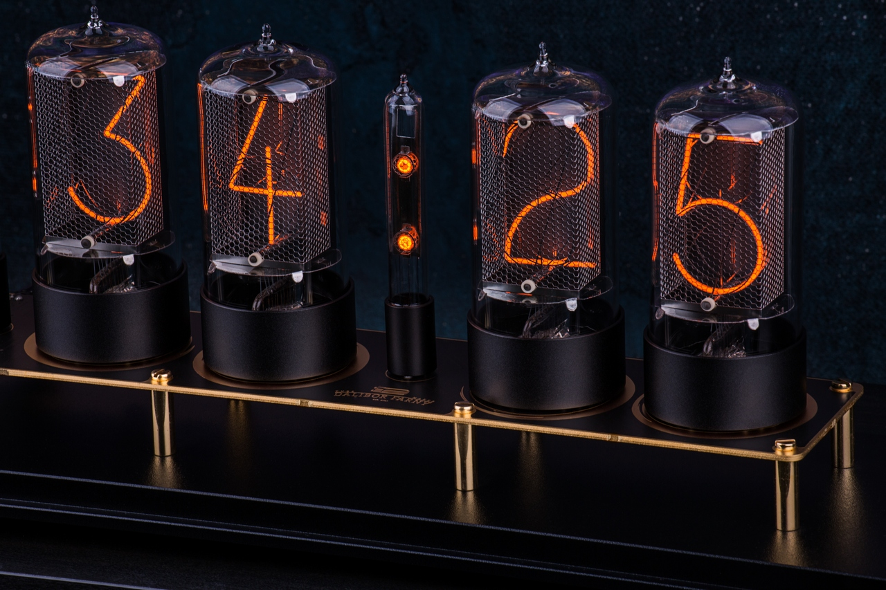 Image Result For Tube Nixie Clock