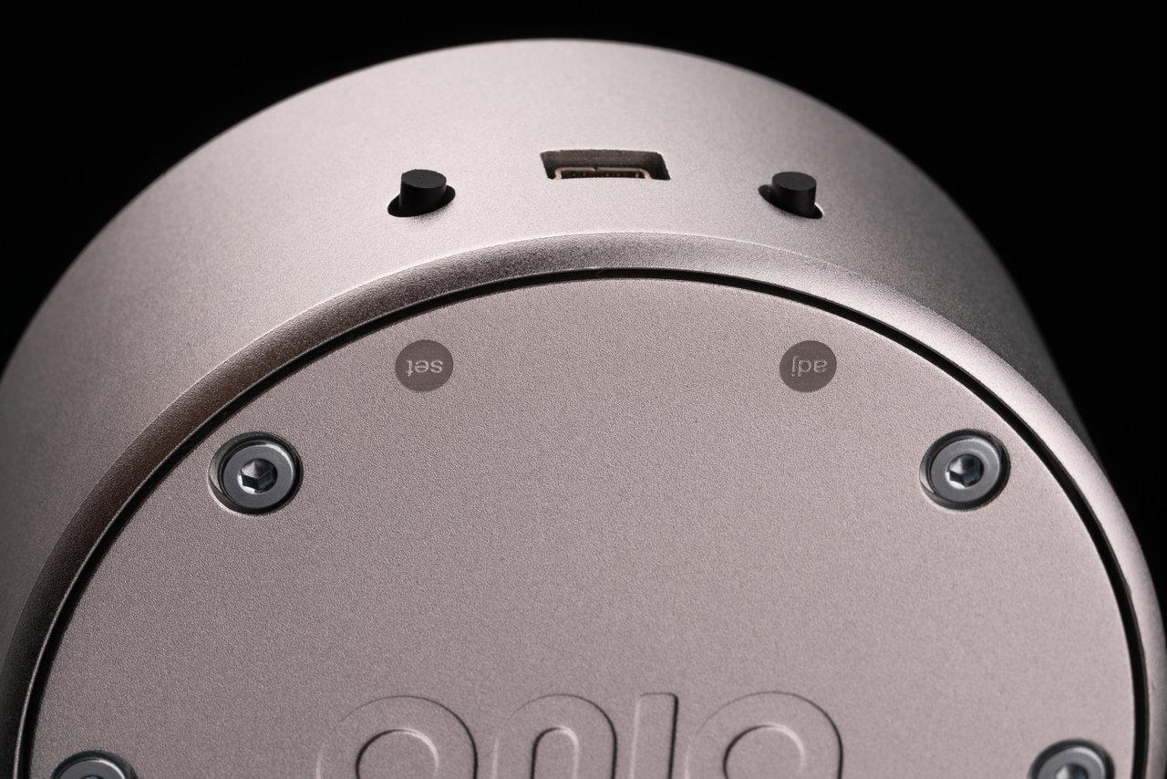 Blub Clock - buttons description