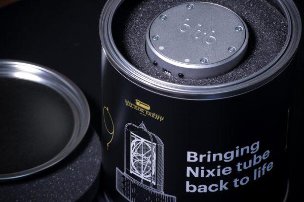 Blub packaging detail