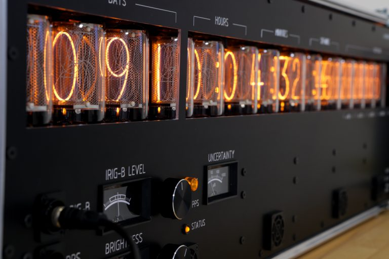 HSD5 Nixie tube display