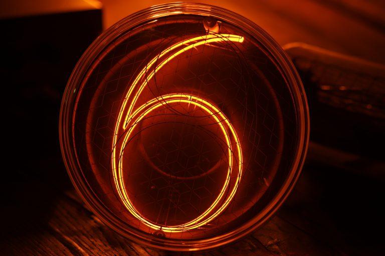 H tube
